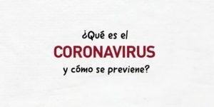 Qué es el coronavirus por Josefina Mendoza