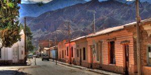 Corredores turísticos Josefina Mendoza